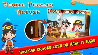 Pirate Puzzles: Jigsaw Puzzles for Kids Deluxe | App Price Drops