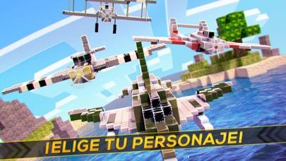 Volar Aviones en Misión de Guerra Militar GratisCaptura de pantalla de3