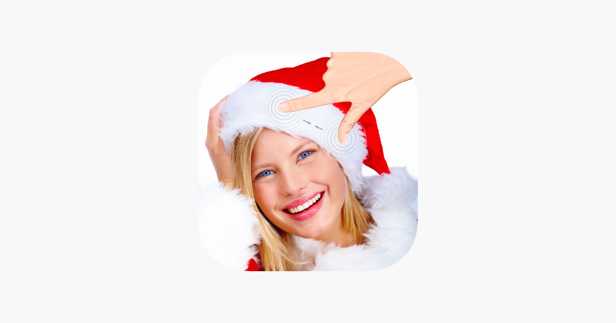 d80aca63eba96 Santa Hat Booth on the App Store