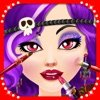 Halloween Salon, Dress up, Spa Makeover kids games
