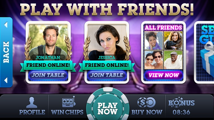 Fresh Deck Poker: Texas Holdem screenshot-3
