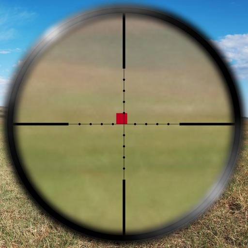 Longshot (metric) - Long Range Shooting Simulator and Mildot Scope Ranging Trainer