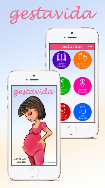 Gestavida PHR: Pregnancy tracker