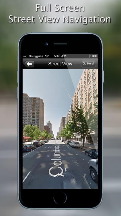 iWay GPS Navigation - Turn by turn voice guidance screenshot-3
