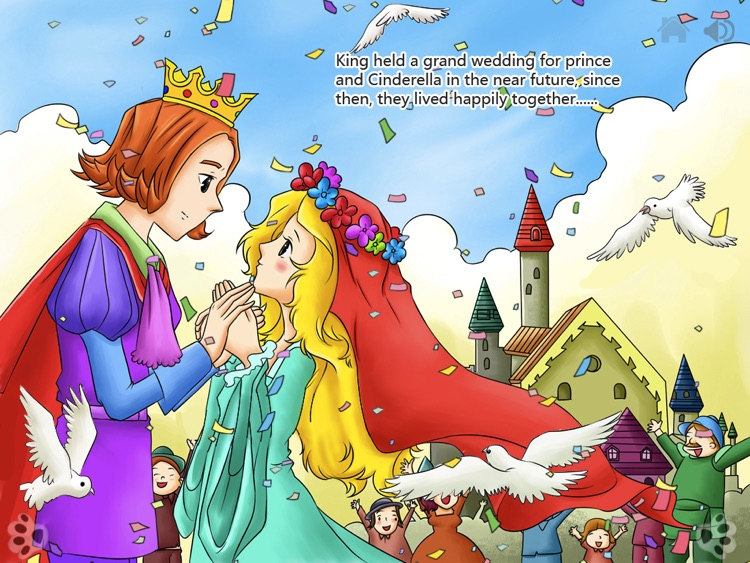10 Classic Fairy Tales - Interactive Books iBigToy screenshot-3