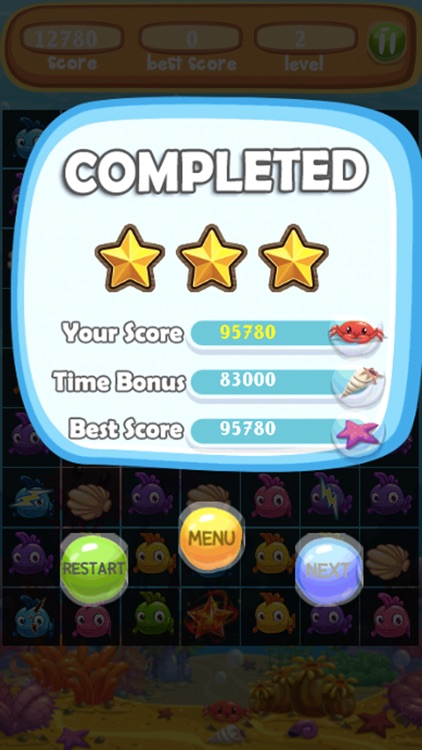 Candy Block Puzzle Mania- A Fun Block Puzzle Free Game! screenshot-3