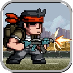 Rambo Hero Legend - Metal Shootgun
