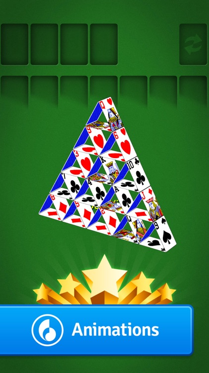 Solitaire by MobilityWare screenshot-3