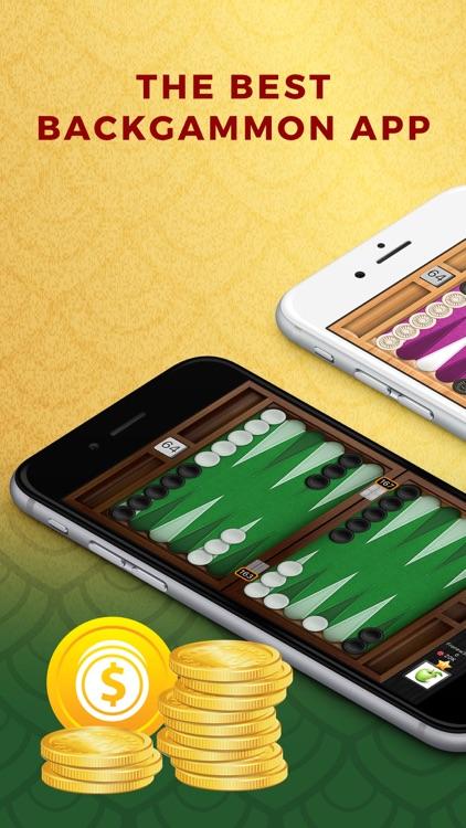 Backgammon Play Live Online screenshot-0