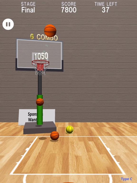 Swish Shot! - バスケットボールのおすすめ画像2