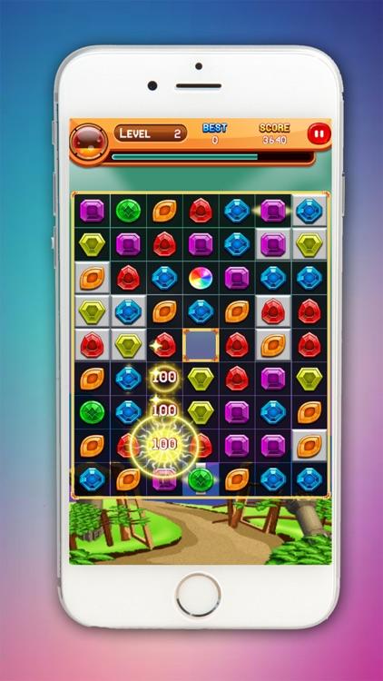 Candy Jewel Blast - Match 3 Classic screenshot-3