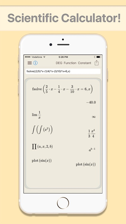 Cas Calc 3D - scientific calculator 4 math