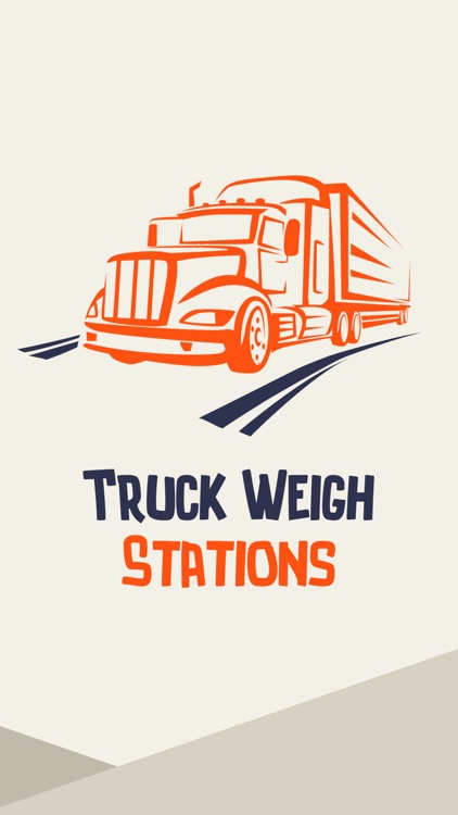 Truck Weigh Stations