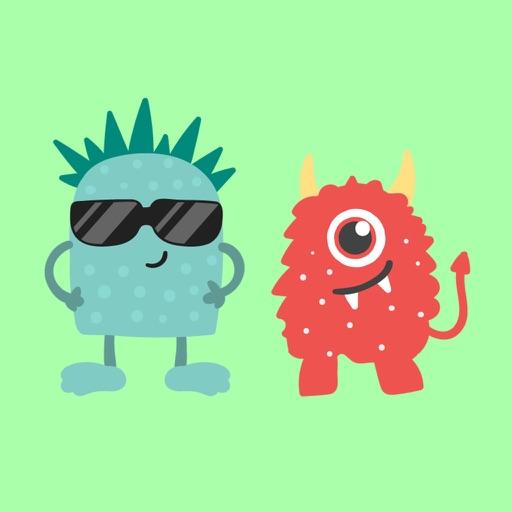 Animal Cute Sticker - Emoji