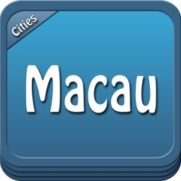 Macau Offline Map Travel Guide