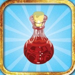 Amatory! ~ A Chain Reaction Game Where You Pop Potions ~