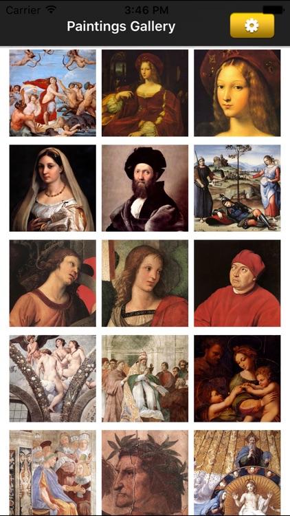 Raphael Paintings Jigsaw