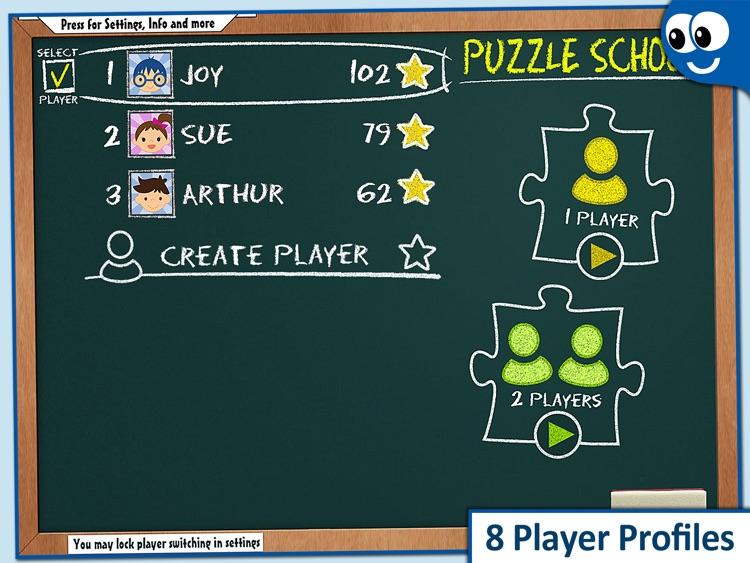 Kids' Jigsaw Puzzles 6+ screenshot-4