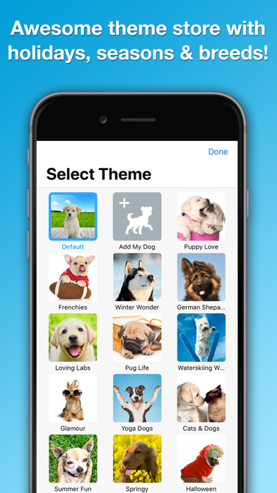 download Weather Puppy: Forecast & Dogs apps 4