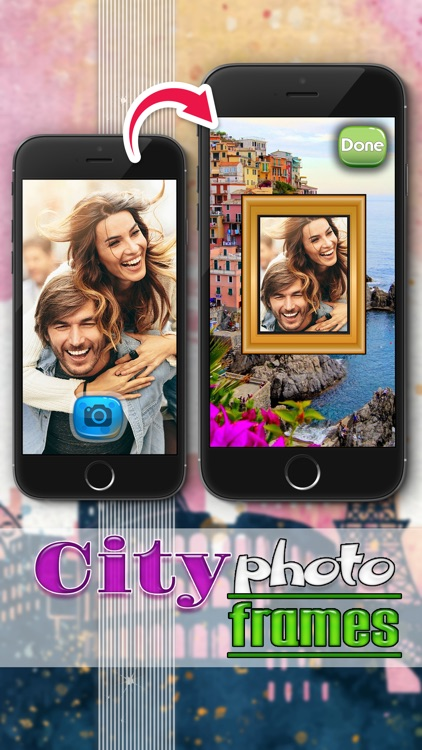 City View Picture Frame.s - Selfie Photo Editor screenshot-3
