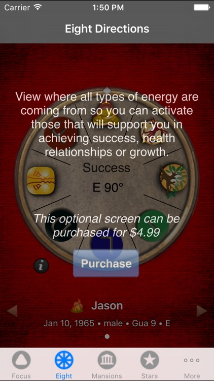 Feng Shui Life Compass screenshot-2