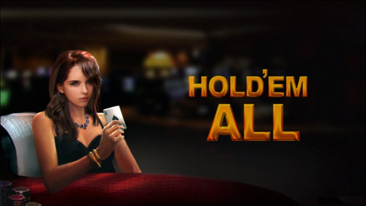 Hold'emAll - No Limit Texas Hold'em Poker