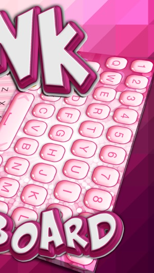 Pink Keyboard Ultimate Edition Fabulous Keyboards For