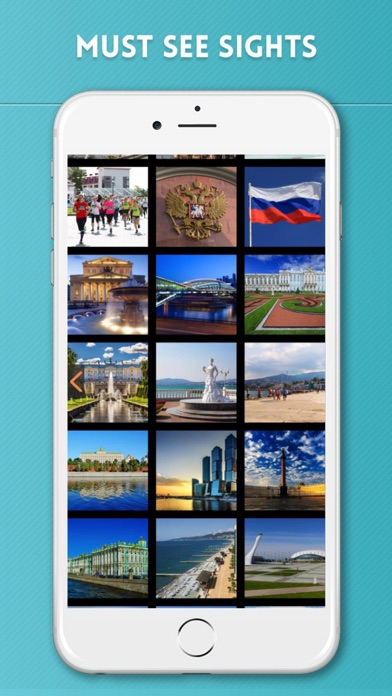 Russia Travel Guide and Offline Street Map screenshot four
