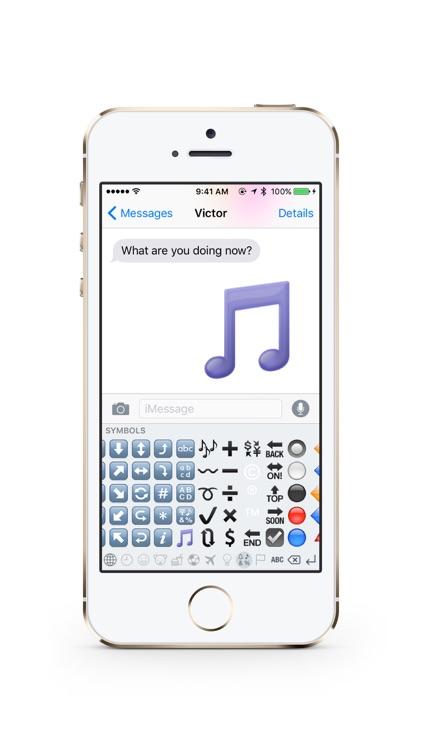 Big Emoji Keyboard Pro - Bigger & More Fun screenshot-3