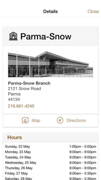 Cuyahoga County Public Library screenshot-2