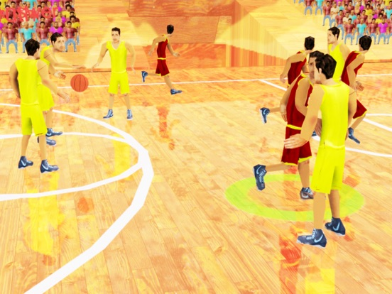 Ultimate Basketball Stars! HD Lite - Real Basketball Simulator screenshot two