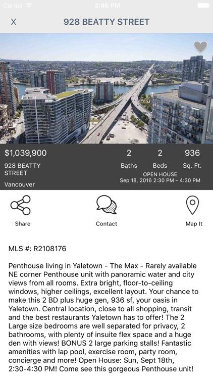 Vancouver Real Estate screenshot-3