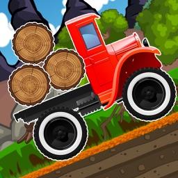 4X4 Truck Hill - Car Racing Games