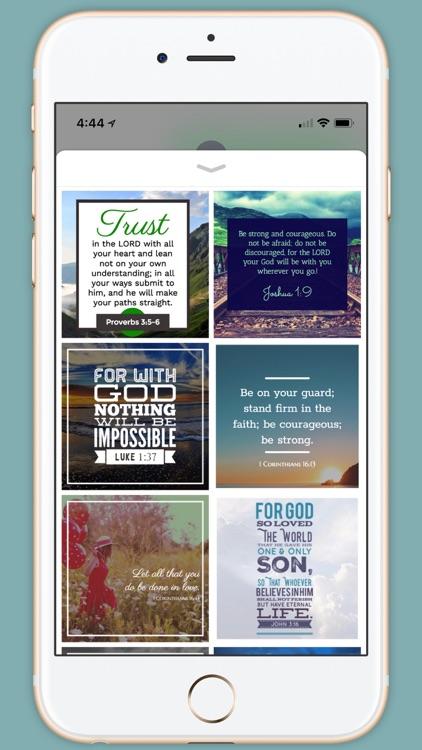 Bible Verse Sticker Pack screenshot-3