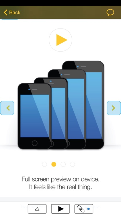 AppTaster: play prototypes screenshot-3