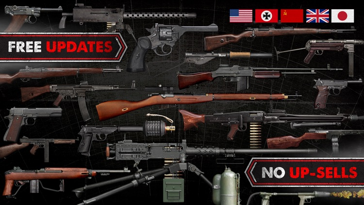 Weaphones WW2: Firearms Simulator screenshot-4