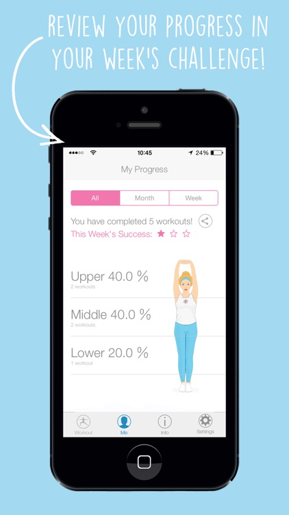 FitMama Pro Postnatal Workouts screenshot-4