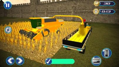 農業シミュレーターゲーム2018のスクリーンショット1