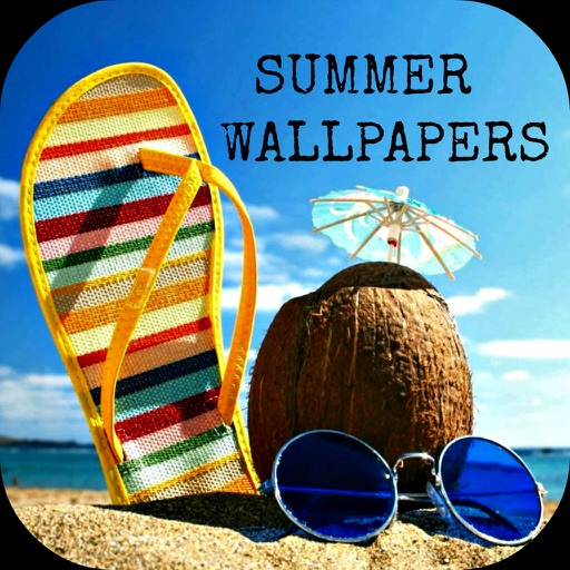 Summer Wallpapers & Backgrounds HD icon