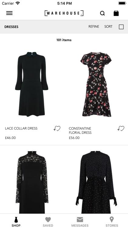 Warehouse Fashion