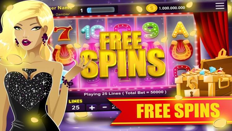 Slot Machine Casino Game