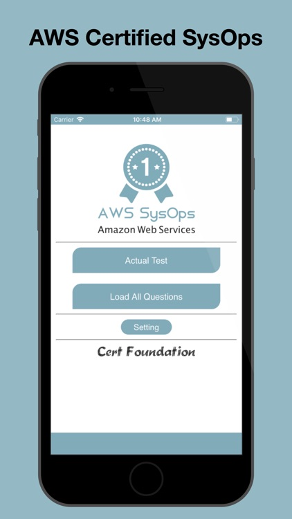 Aws Certified Sysops Test Prep By Certfoundation