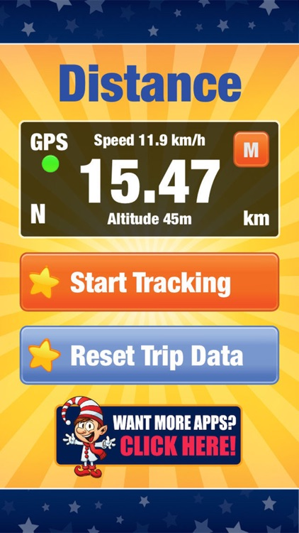Odometer - Distance Measure & Mileage Calculator by YULIYA