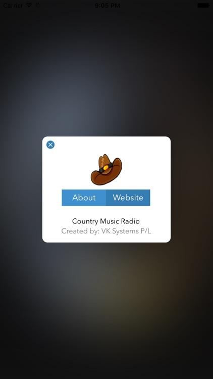 Country Radio screenshot-3