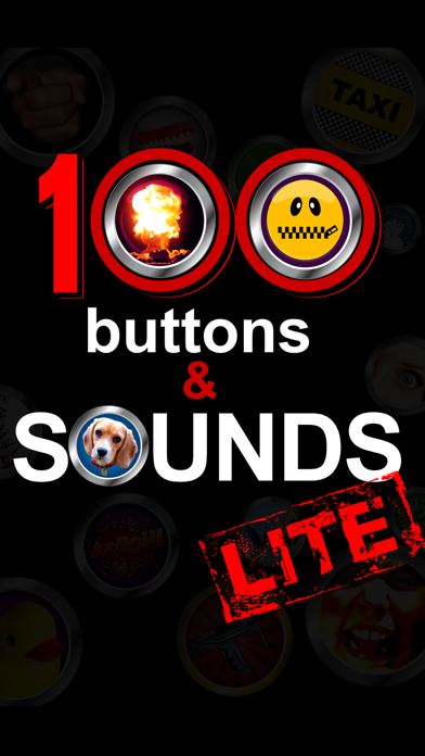 Top 10 Apps like +100 Buttons and Sound Effects in 2019 for