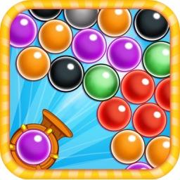 Crazy Bubble Blast - Ball Jungle Play