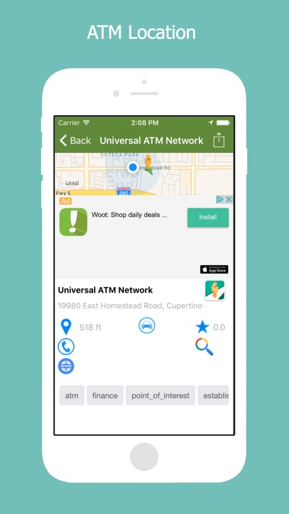 Find ATM Nearby and Bank Around Me by Tuan Pham