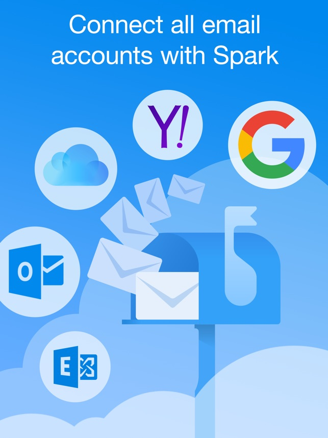 Spark by Readdle Screenshot