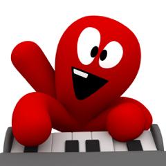Pocoyo Piano