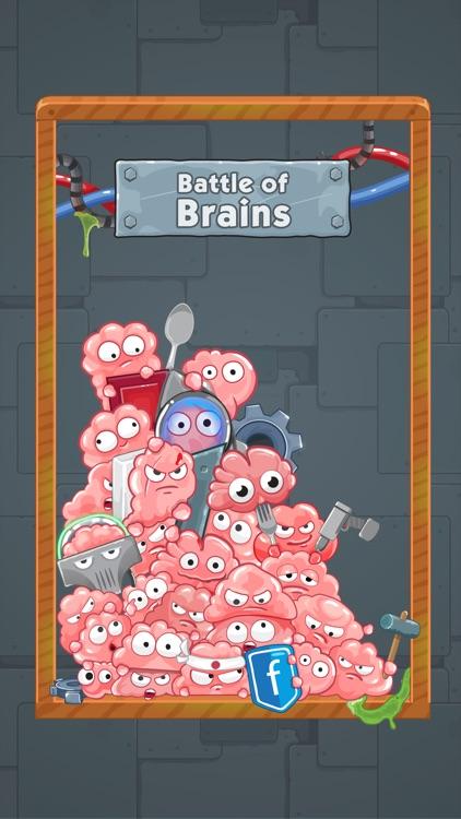 Battle of Brains: IQ Quiz screenshot-3
